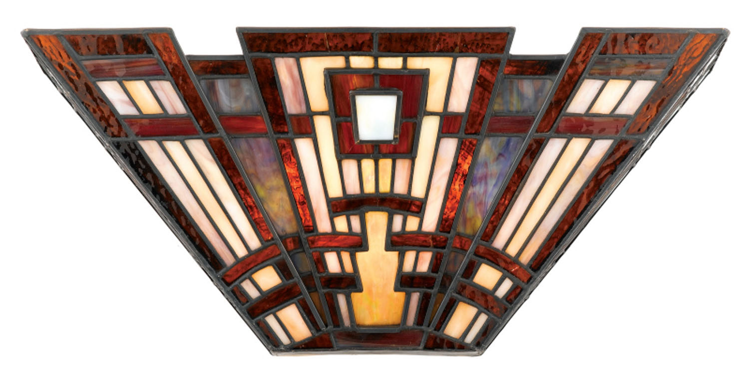 "Quoizel ""Classic Craftsman"" Wall Sconce TFCC8802 craftsman lighting"