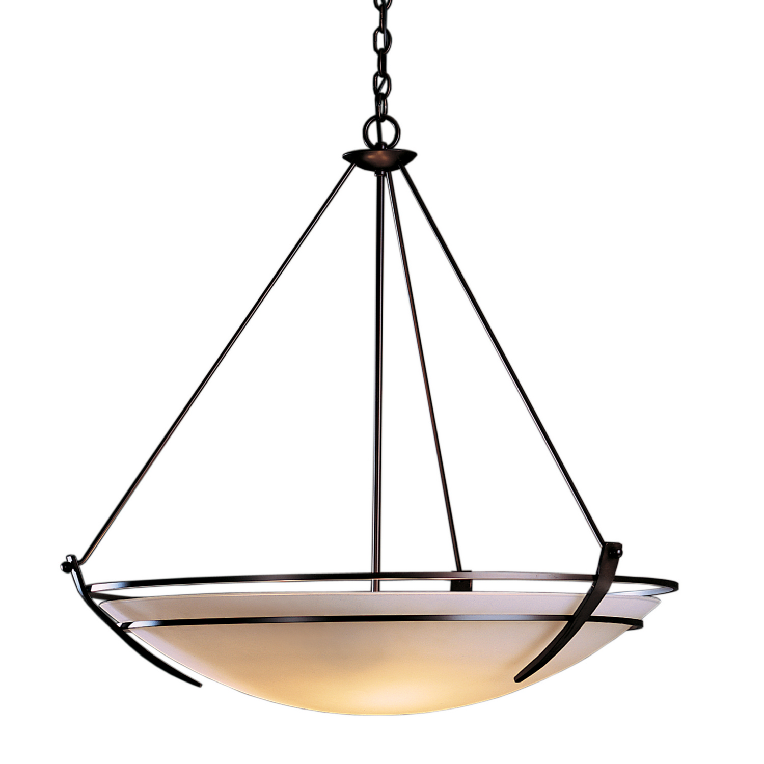 "Hubbardton Forge ""Presidio"" Pendant American Craftsman Style Lighting"