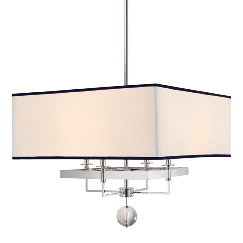 "Hudson Valley  24"" 'Gresham Park' Chandelier"