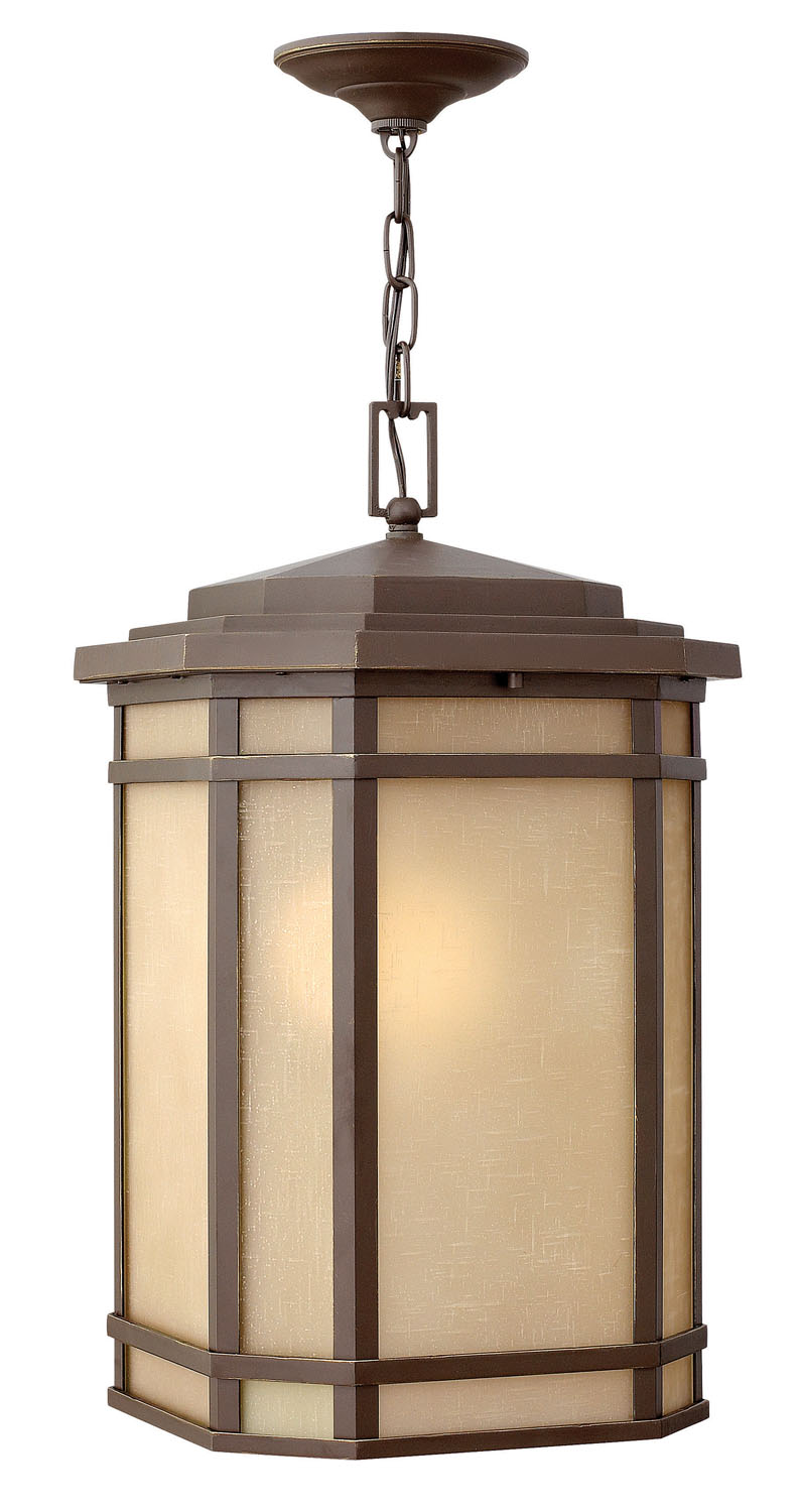 Hinkley Cherry Creek Hanging Lantern craftsman lighting