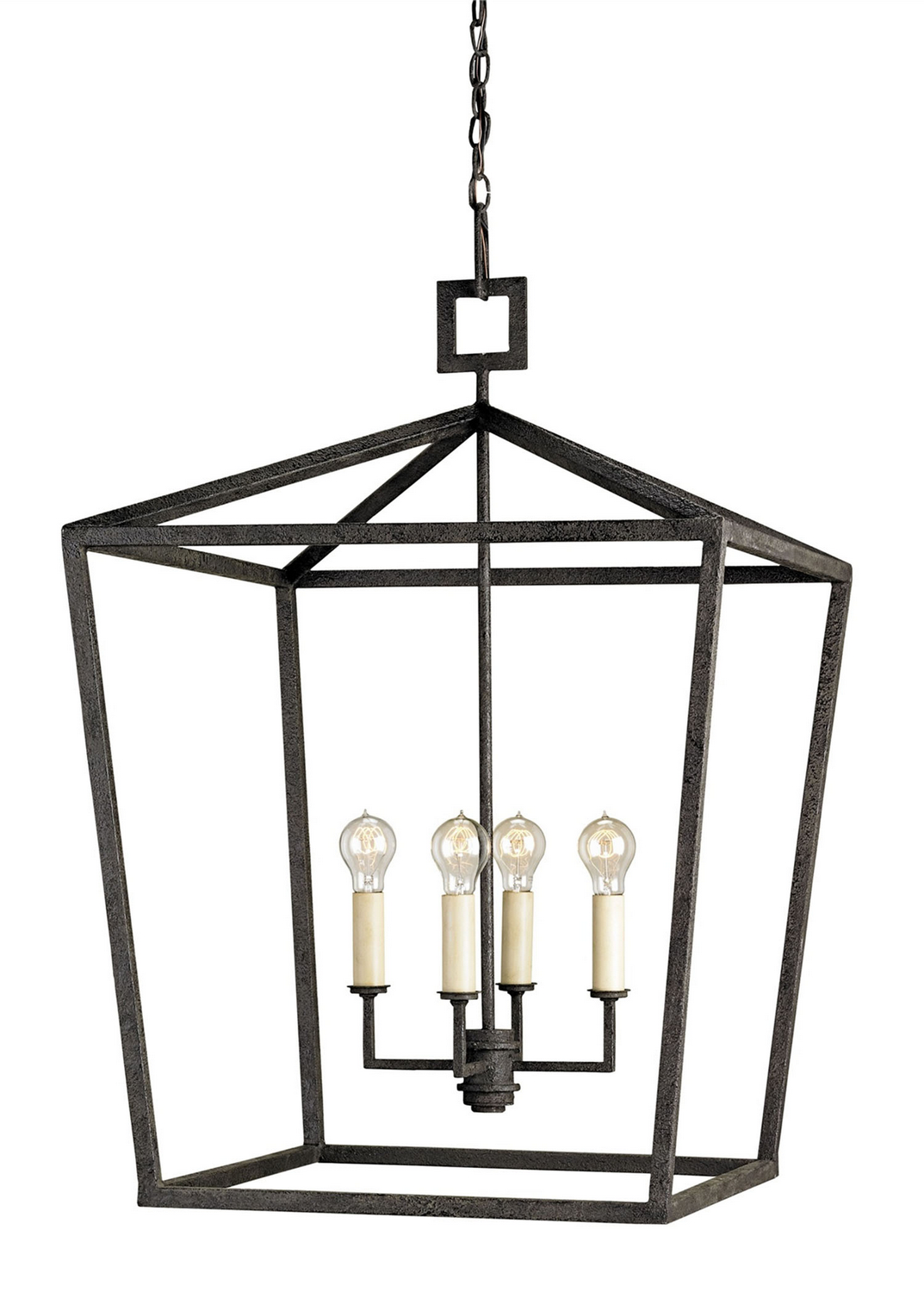 Foyer Caged Chandelier : How to light a foyer reviews ratings
