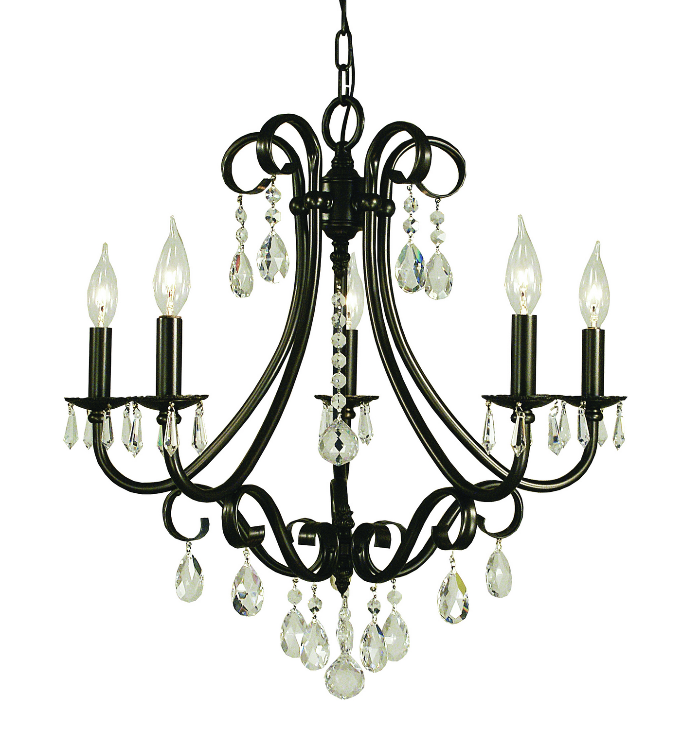 Choosing Chandeliers for a Traditional Kitchen – Traditional Chandelier