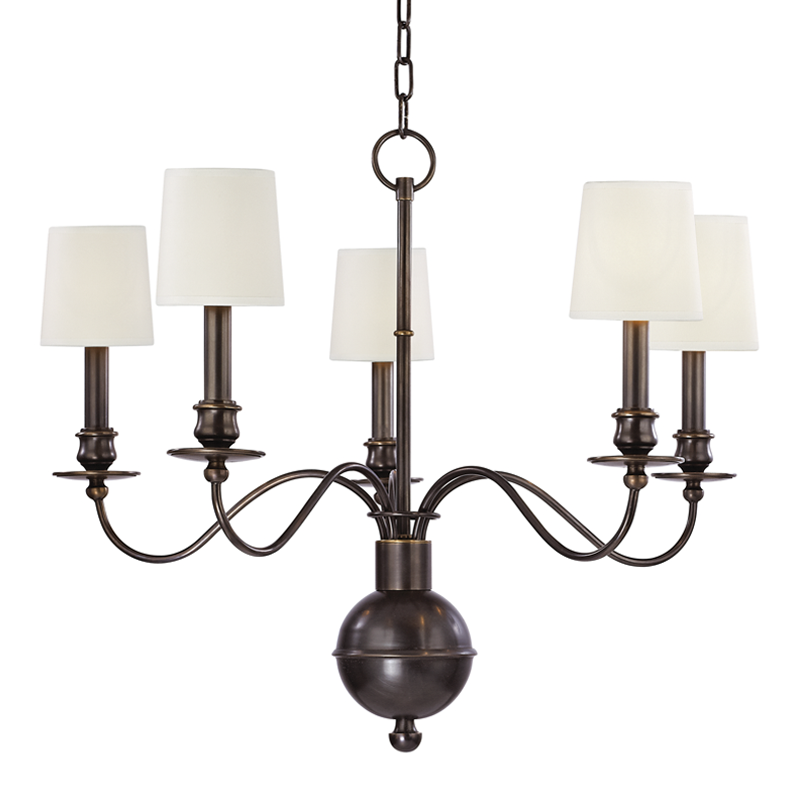 Hudson Valley 'Cohasset' Chandelier traditional lighting