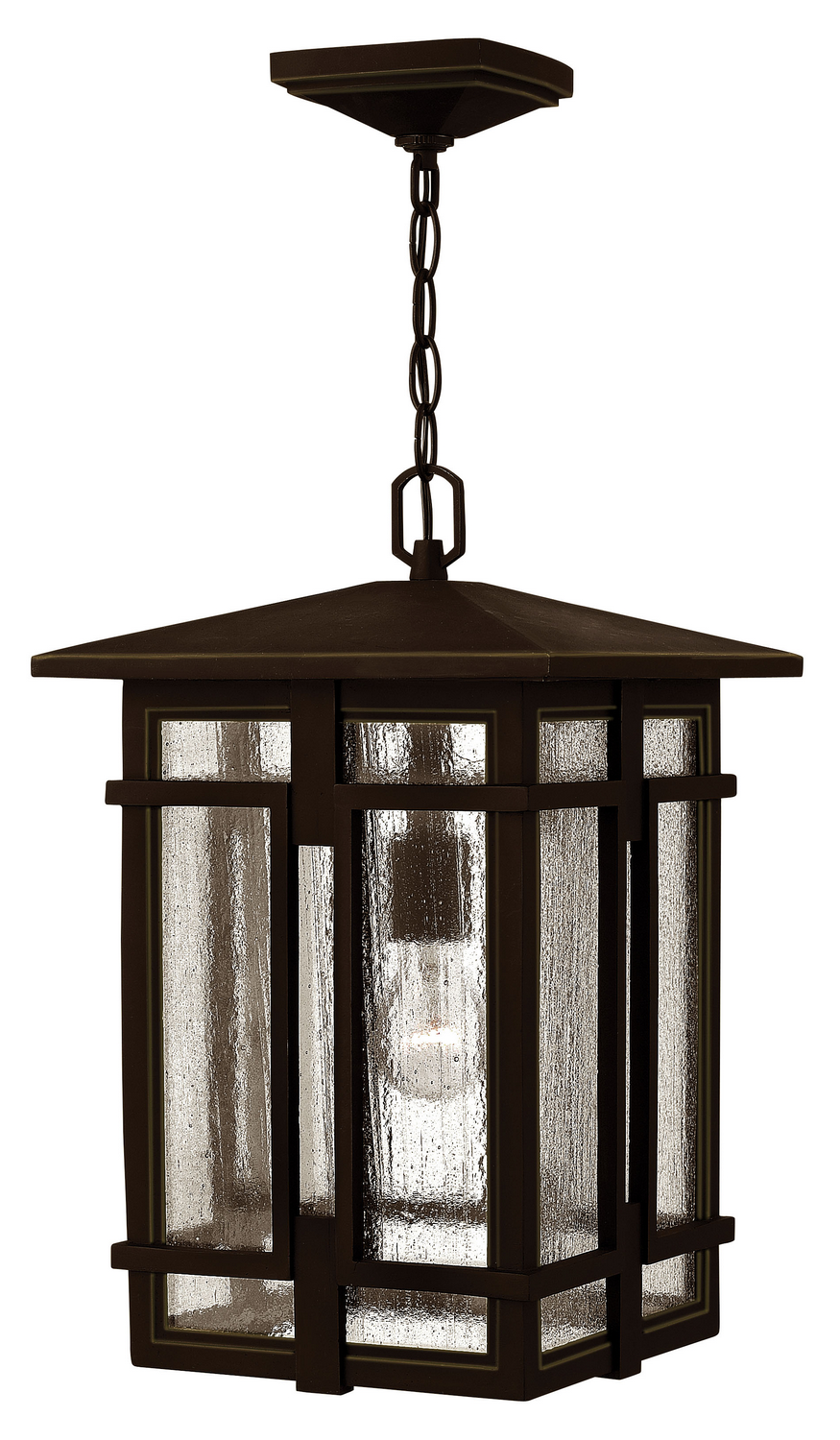 Hinkley Tucker Hanging Lantern craftsman lighting