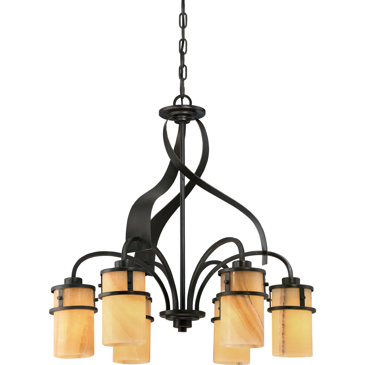 Quoizel Kyle Chandelier craftsman lighting