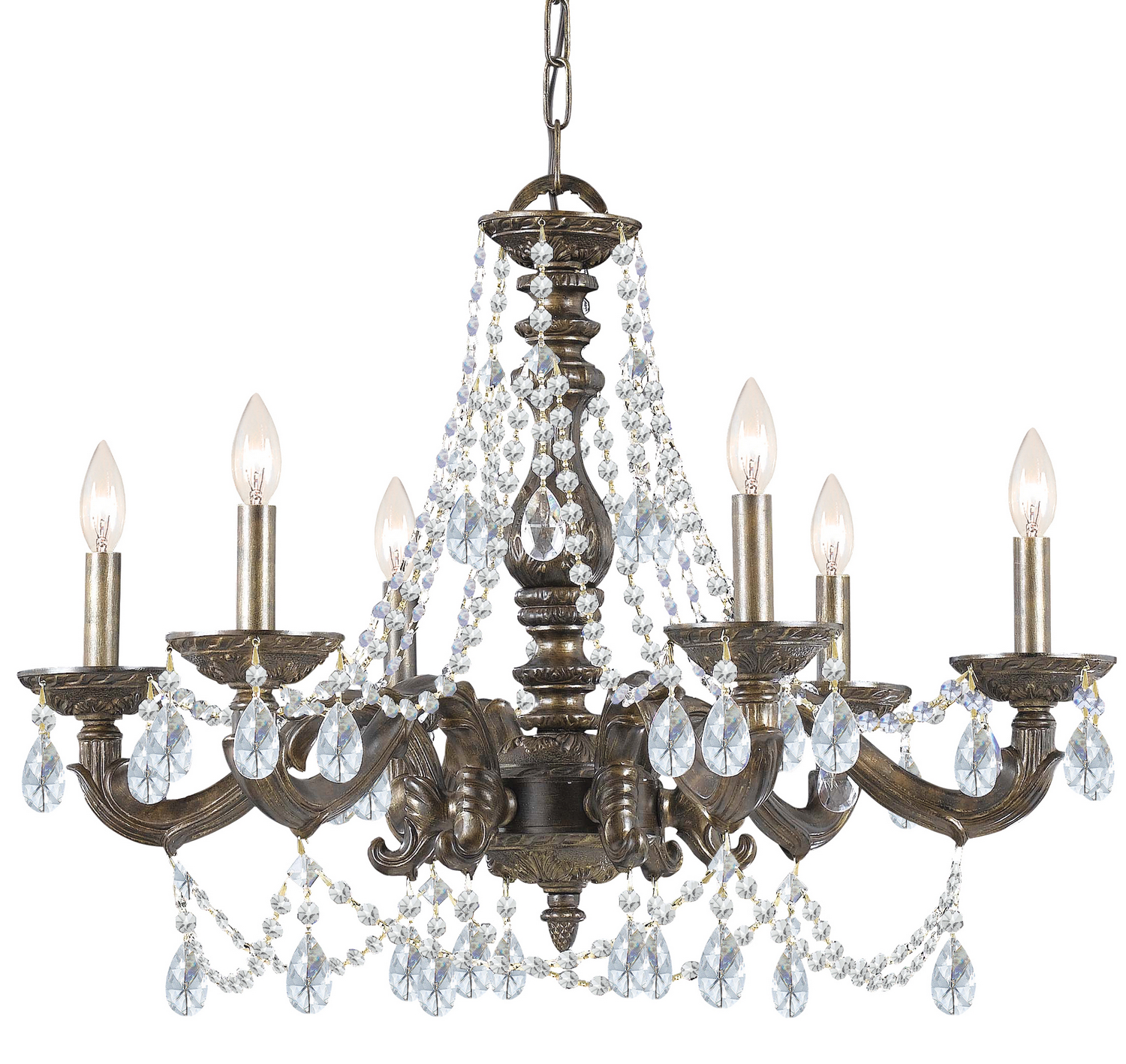 shabby chic lighting. Crystorama Paris Market Series Chandeliers Shabby Chic Lighting F