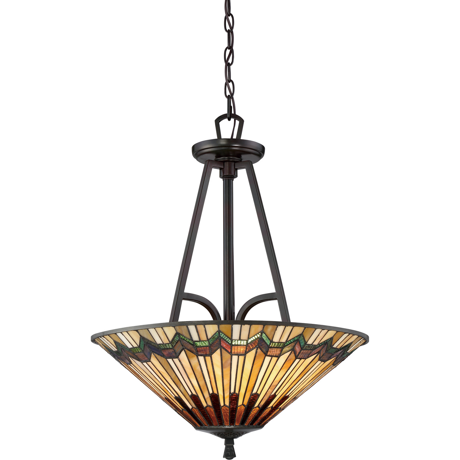 Best southwestern style lighting reviews prices quoizel alcott 22d by 25h chandelier 440 arubaitofo Images