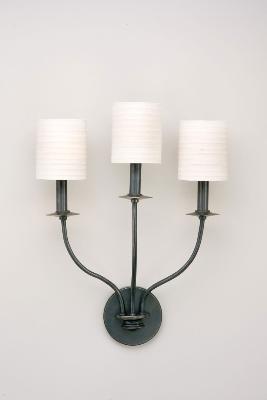 Triple Light Sconces