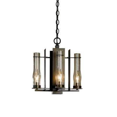 Hubbardton Forge New Town Four Light Chandelier