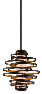 Corbett Lighting Vertigo Two Light Pendant