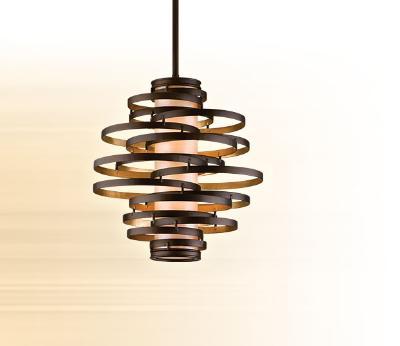 Corbett Lighting Vertigo Two Light Pendant
