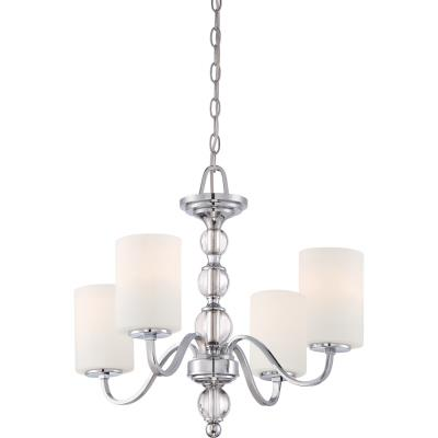 Quoizel Downtown Four Light Chandelier