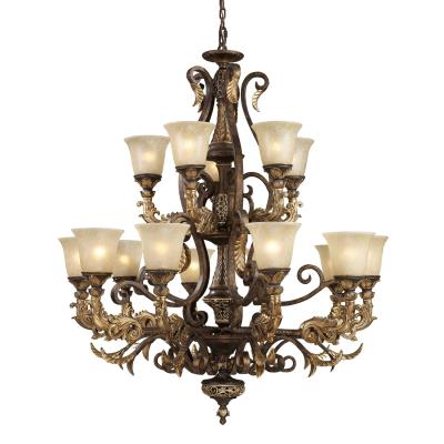 Elk Lighting Regency 15 Light Chandelier