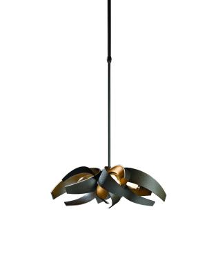 Hubbardton Forge Corona Four Light Pendant