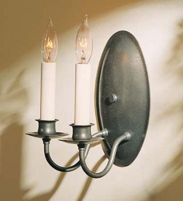 Double Light Sconces