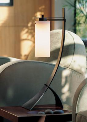 Hubbardton Forge Stasis One Light Table Lamp