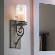 Pillar Candle at Cardello Lighting