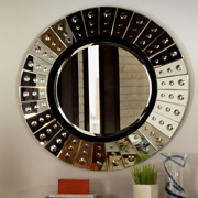 Mirrors at Besco Lighting Center