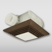 Vent Fans at James & Company Lighting
