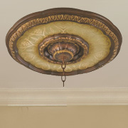 Ceiling Medallions at Hacienda Lighting