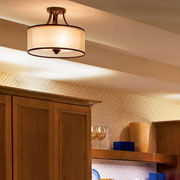 Semi-Flush Mount at Henson`s Lighting
