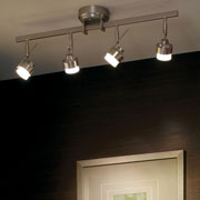Track Lighting at Hacienda Lighting