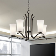 Medium Chandeliers at Western Montana Lighting