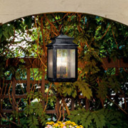 Hanging Lights at Hacienda Lighting