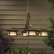 Outdoor Chandeliers at Delta Lighting Center