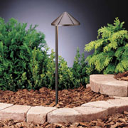 Landscape Lighting at Jackson Moore Lighting
