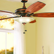 Traditional Fans at Cardello Lighting