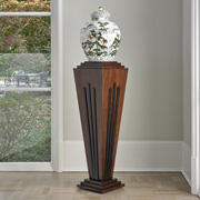 Pedestal Column at Dupage Lighting