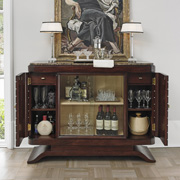 Wine Cabinet / Bar at Bee Ridge Lighting