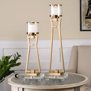Candle Holders at Bohnet Electric