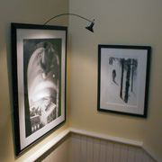 Picture Lights at Shack Design Group