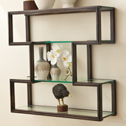 Shelves at Abni`s Lighting