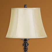 Bell Lamp Shades at Western Montana Lighting