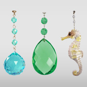 Charms at Black Whale Lighting