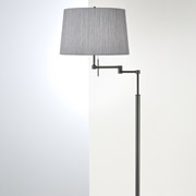 Swing Arm Floor Lamps at James & Company Lighting