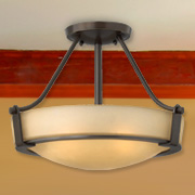 Semi Flush Mount at Hacienda Lighting