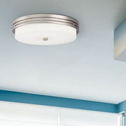 Flush Mount at Home Lighting