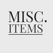 Miscellaneous at James & Company Lighting