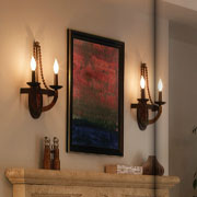 Wall Lights at Hacienda Lighting