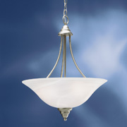Large Pendants at A & W Lighting