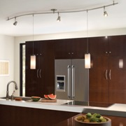 Multisystem Pendants at Spectrum Lighting