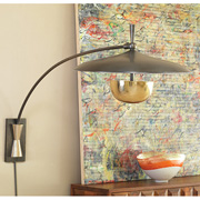Metal Sconces at Shack Design Group