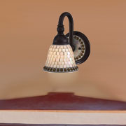 Tiffany Sconces at Shack Design Group
