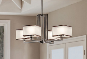 Chandeliers at Dupage Lighting