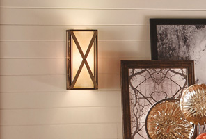 Sconces at Courtesy Lighting