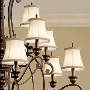 Mini shades at Henson`s Lighting